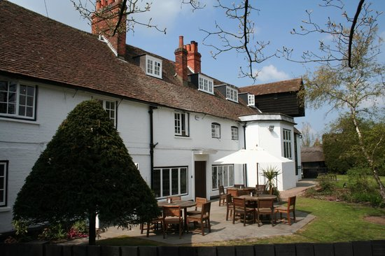 North Warnborough, UK: The Mill House, Hook