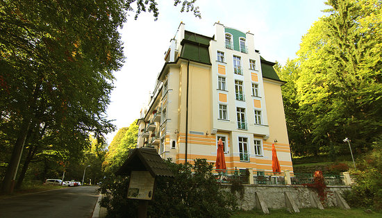 Photo of Villa Savoy Spa Park Hotel Marianske Lazne