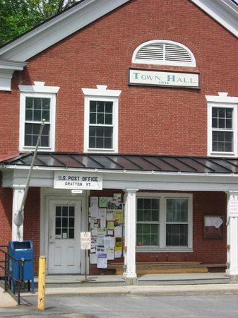 Grafton, VT: Post office nearby