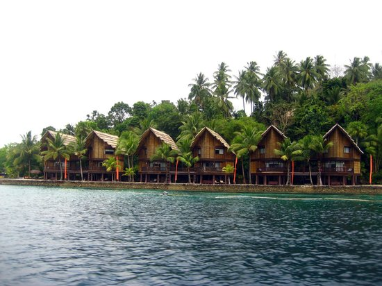 Pearl Farm Beach Resort: exterior