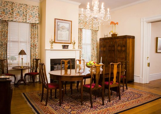 1842 Inn: Origianl Dining Room
