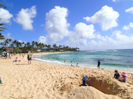 Sheraton Kauai Resort: One of the best beaches in the world