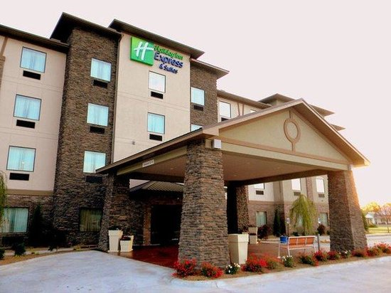 Holiday Inn Express & Suites Heber Springs: Beautiful Entry