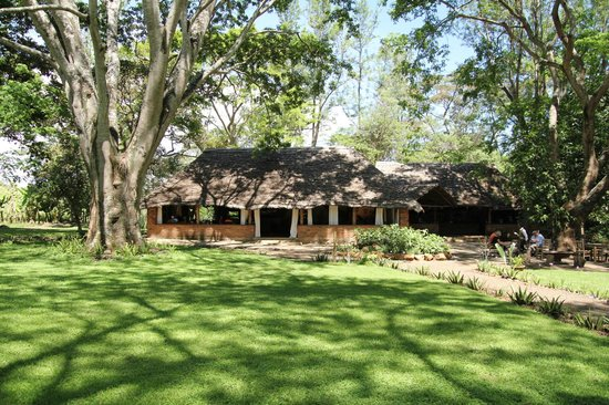 Rivertrees Country Inn: Lodge