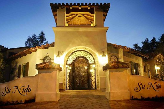 Su Nido Inn (Your Nest In Ojai): Main Enterance