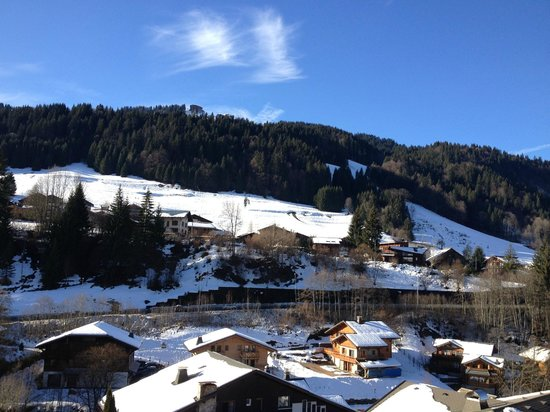 Chalet Eira: Beautiful view from room