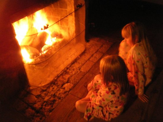Green Lakes State Park: Warmy warm!
