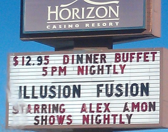 ‪‪Horizon Casino Resort- Lake Tahoe‬: FALSE ADVERTISING