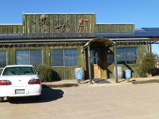 The Cafe - Sonoita, Arizona