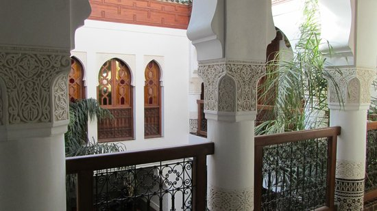 Riad Viva: Patio