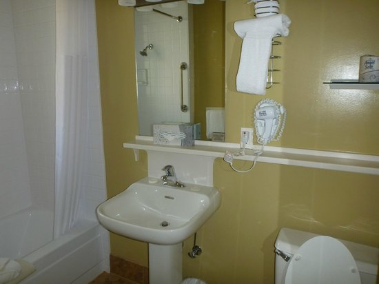 Worldmark San Francisco: Second bathroom