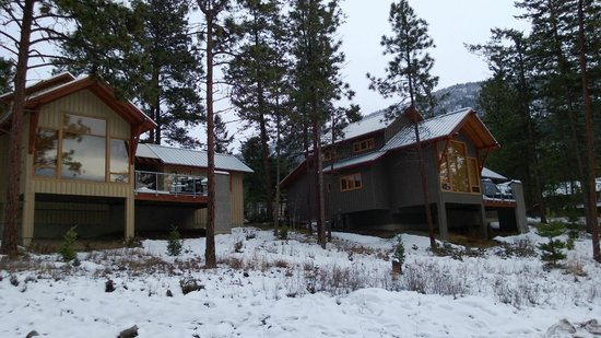 The Outback Resort: Forest Cabins