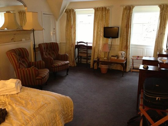 Three Abbey Green: Our Beautiful Room - The Old Plane Tree
