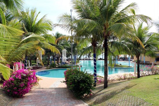 Pandanus Resort: Pool