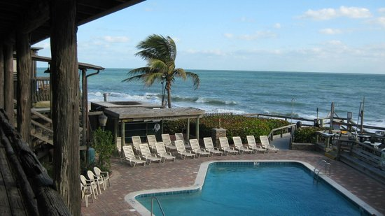 Driftwood Resort: View from the deck