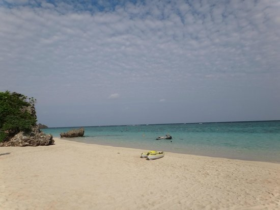 Club Med Kabira Beach: Kabira Beach