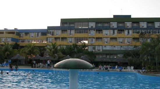 Islazul Pasacaballo Hotel