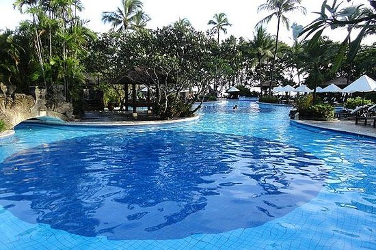 Melia Bali Indonesia:                   Pool