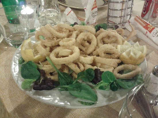 Cavalese, Italy: fritto