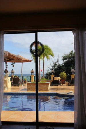 Palm Breeze Villa: view