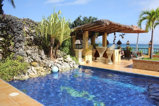 Palm Breeze Villa: pool