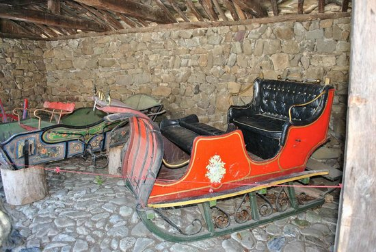 Gabrovo, Bulgaria: traditional means of transportation