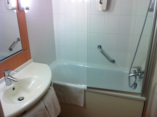 Ibis Brussels off Grand Place: La salle de bain