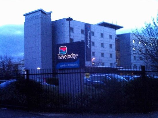 Travelodge London Docklands: general hotel view