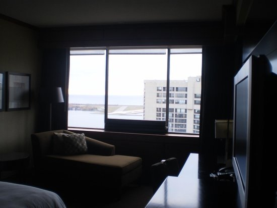 The Westin Harbour Castle: Window