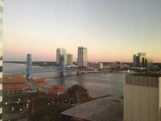 Omni Jacksonville Hotel: view from room 1429 gorgeous!