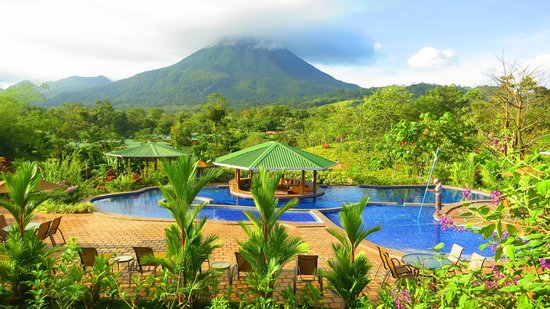 Arenal Manoa Hotel & Spa: The View