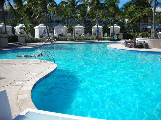 Sandals Emerald Bay: The Quiet Pool