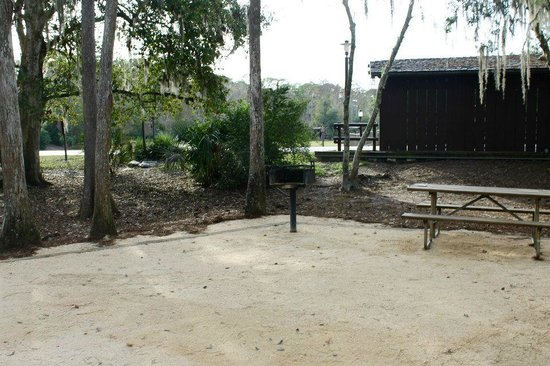 Pop Up Tent Site Picture Of Disney 39 S Fort Wilderness