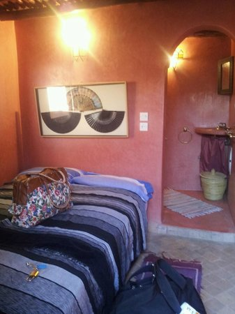 Riad Madina Mayurqa: Our lovely room