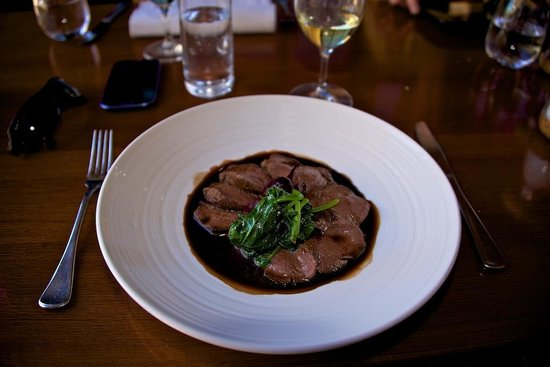 Richmond, Australia: Venison