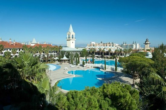 World of Wonders Topkapi Palace Hotel: General View