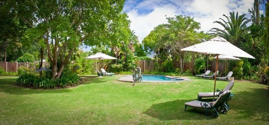 Willowbrook Country House: Pool area