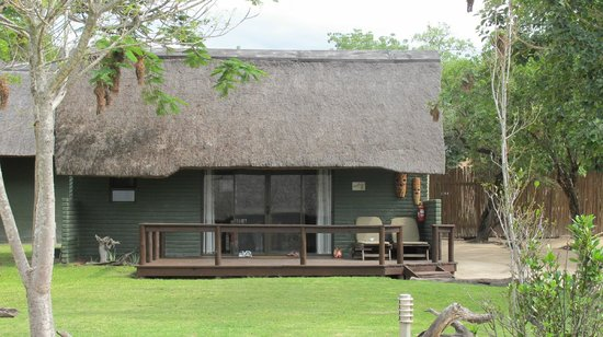 Nkorho Bush Lodge: Villa
