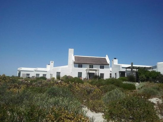 Strandloper Sea Villas Paternoster: Two of the villas