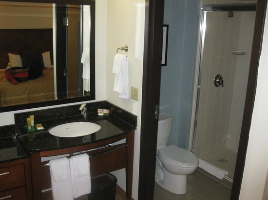 Hyatt Place Pittsburgh/Airport: bathroom