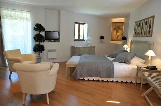 Moulin De Vigonac: Chambre Luxe Moulin