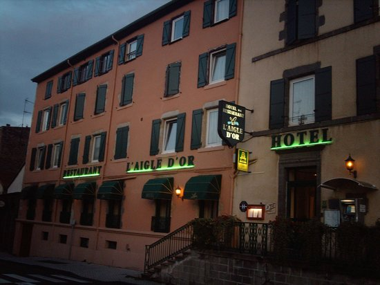 Hotel De l'Aigle d'Or