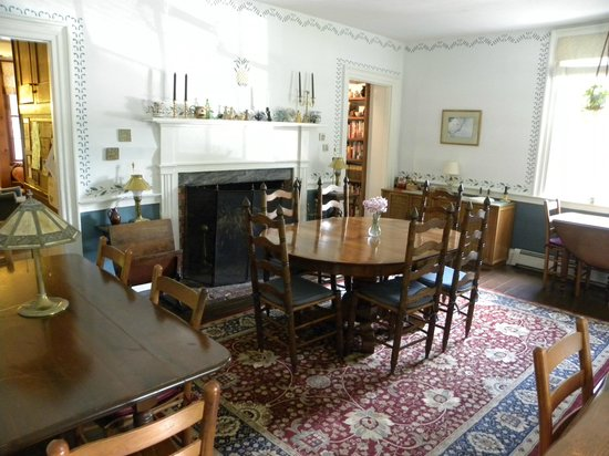 Ripton, : Front Dining Room