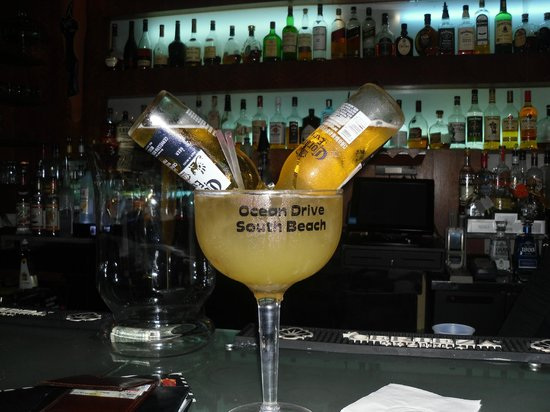 Chesterfield Hotel: Great Margarita