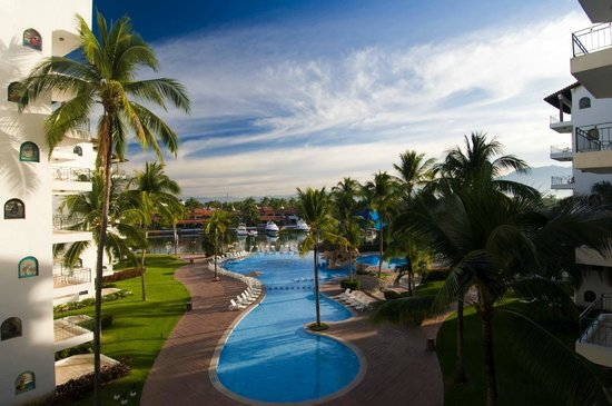 Vamar Vallarta All Inclusive Marina and Beach Resort: Marina View