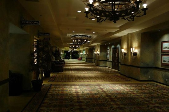 "Tenaya Lodge at Yosemite: Reminds me of ""The Overlook Hotel"" ;)"