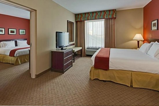 Holiday Inn Express Hotel & Suites Tampa Northwest - Oldsmar: Executive Suite
