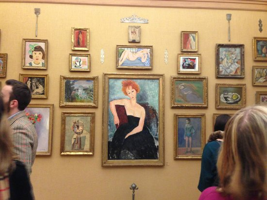 The Barnes Foundation: Barnes