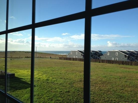 Sea Breeze Inn: View from rm 115