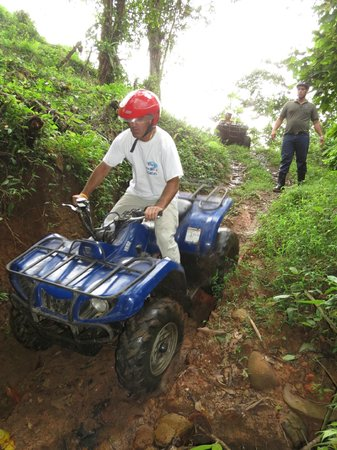 The Springs Resort and Spa: ATV-ing --- again!